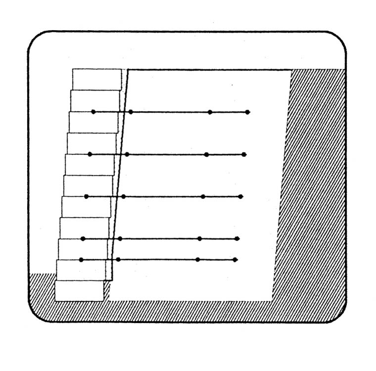Geosynthetic reinforced soil segmental retaining walls