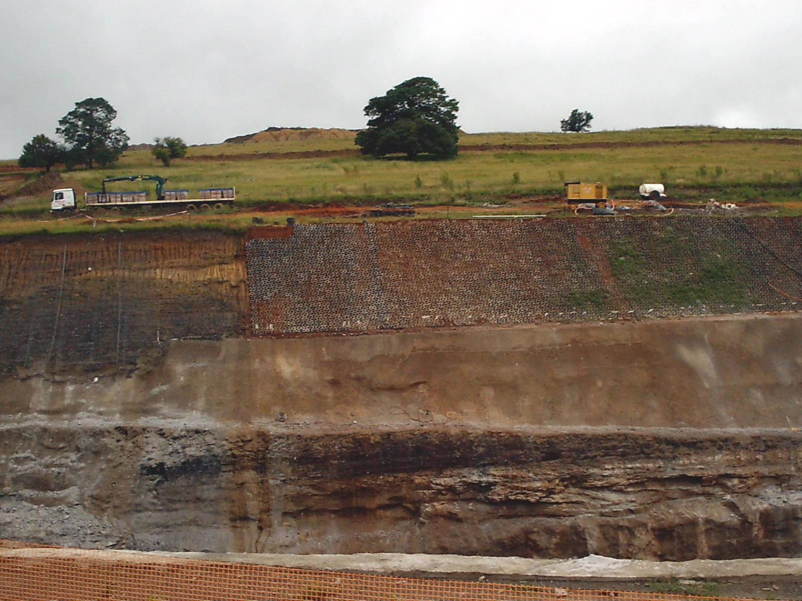 Forzando Coal Mine