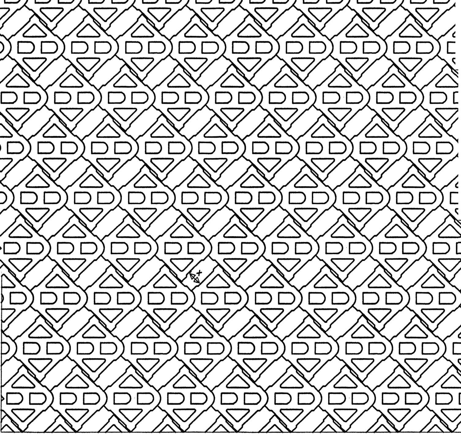 Terracrete hardlawn paver patterns