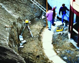 Level foundation
