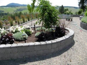 DIY versatile landscape blocks