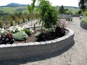 DIY versatile landscape blocks