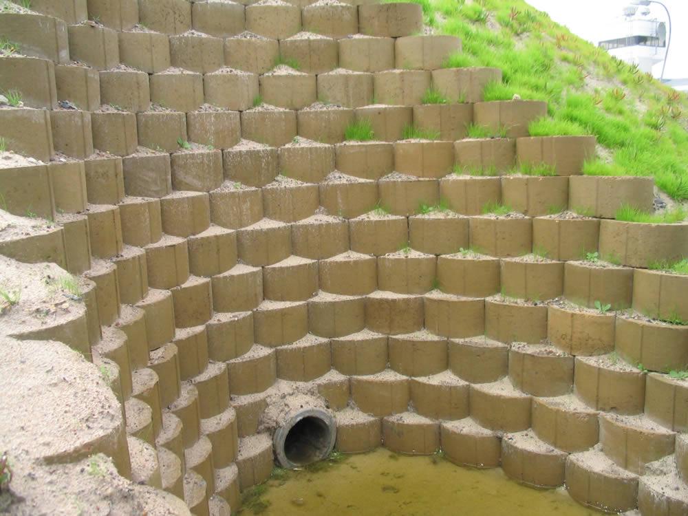 Storm water drain pipe