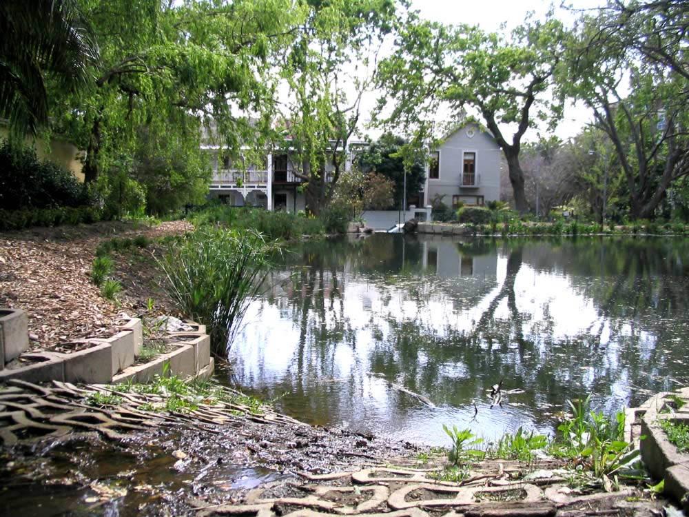 van Jaarsveld of Kirstenbosch National Botanical Gardens was