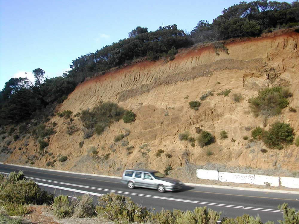 Condition of the original slope