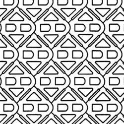 Terracrete pattern, unidirectional