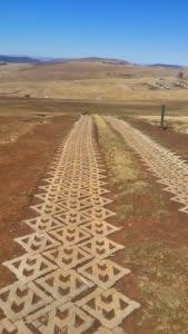 25 000 Terracrete blocks delivered to Cofimvaba