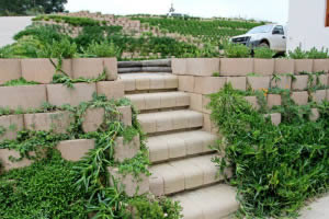 4x4 Multi  Step blocks for stairways
