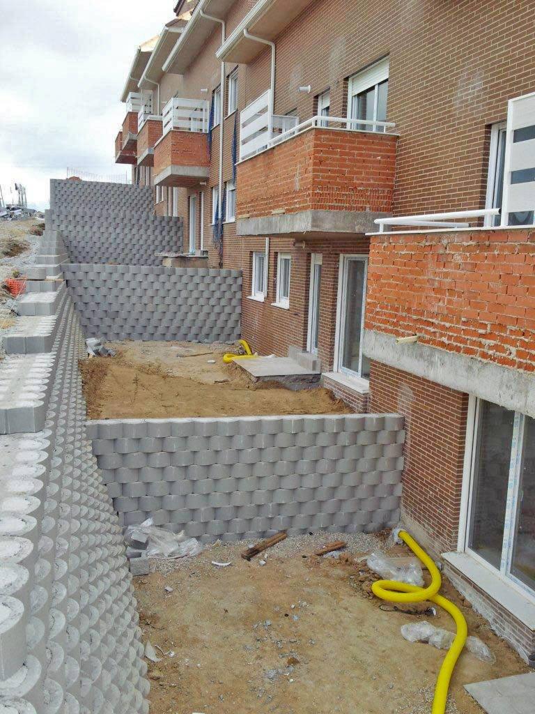Project in Spain, Madrid, by Prensagra
