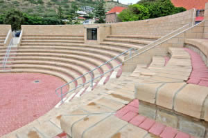 The 4x4 Multi Step block is perfectly suited for creating a first-rate seating arena