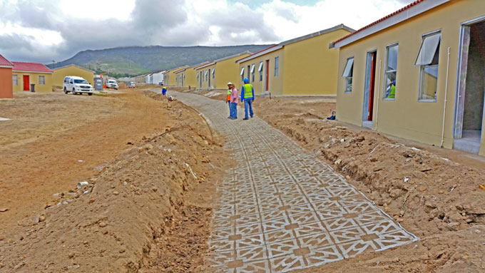 IRDP housing gets facelift with CRB blocks