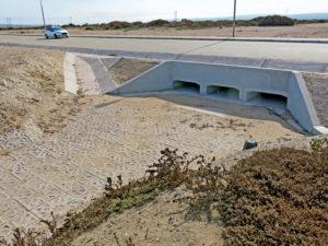 Terracrete permeable storm water control