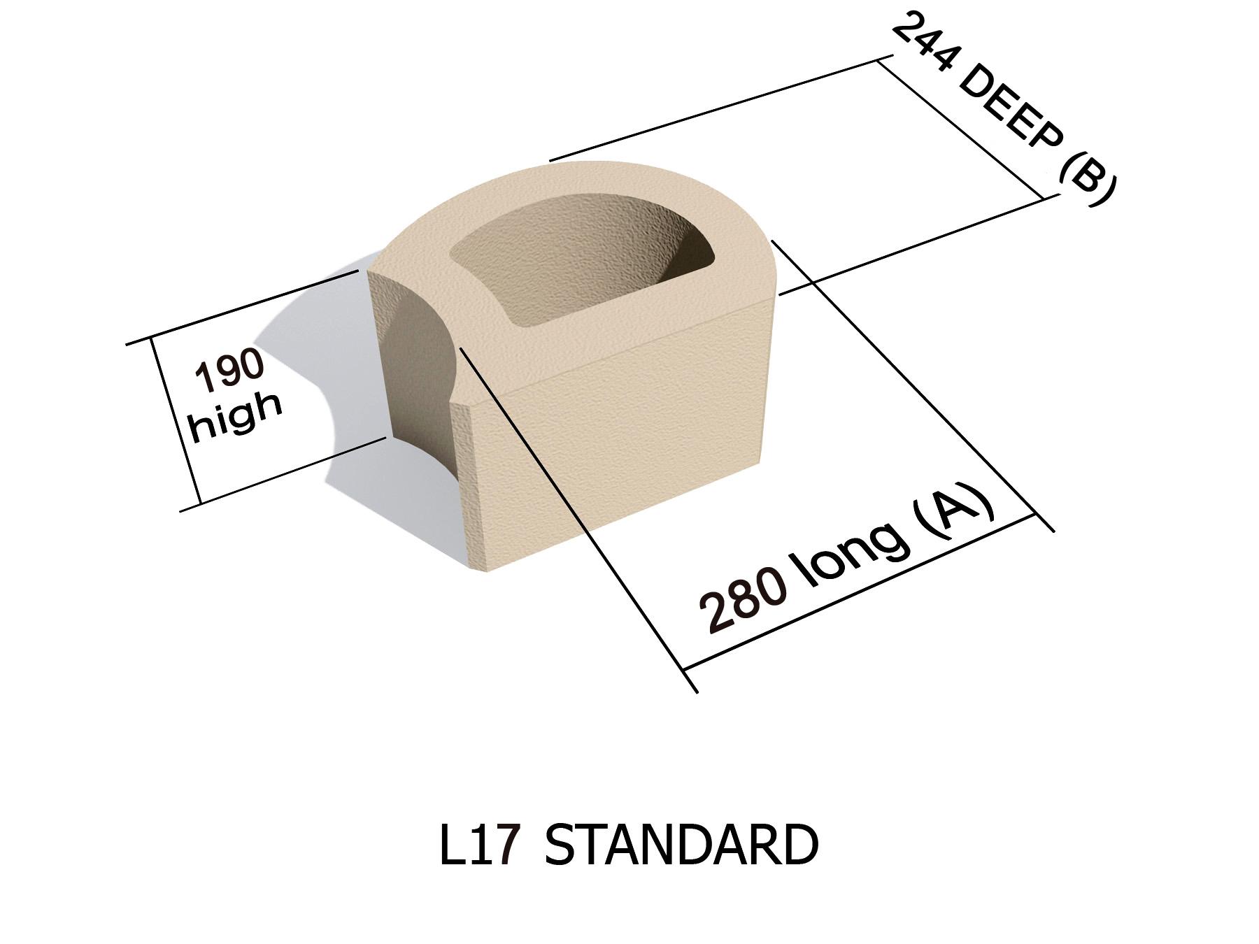 L17 Terraforce Block