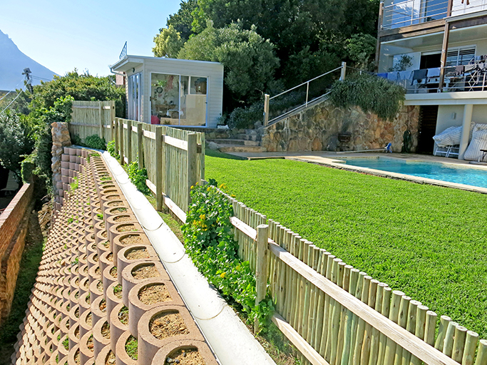 Homeowners are increasingly turning to segmental retaining walls (SRWs) to create some outdoor space