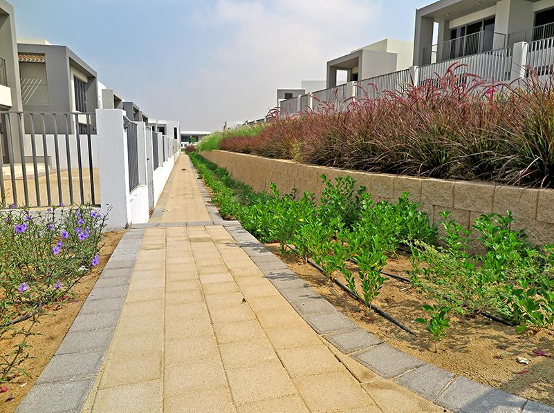 Terraforce L16 retaining wall block low landscaping walls
