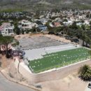 Taking a school sports field to new heights with Terraforce