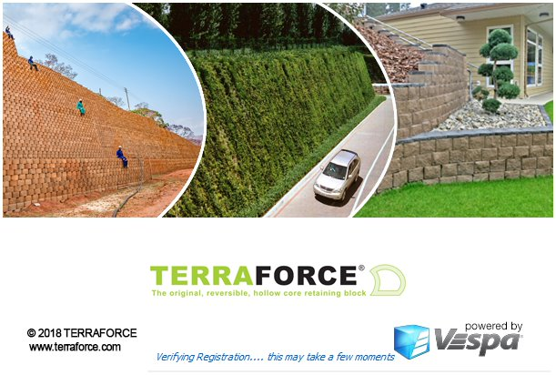 Maxiwall Pro Terraforce design software