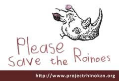 Help Save Rhinos